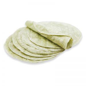 tortilla-szpinakowa